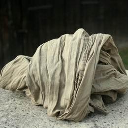 dlouhá bavlnìná šála - zvìtšit obrázek