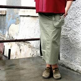 suknì s netradièní kapsou