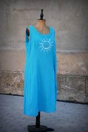 sluníèkové šaty - zvìtšit obrázek