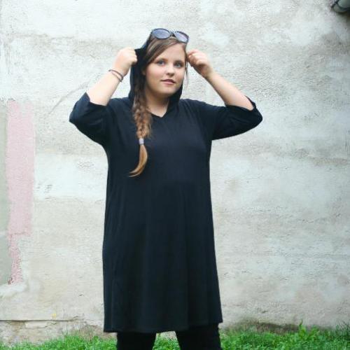 Tunika nebo šaty... èerná