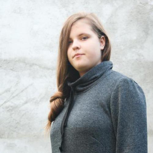 Mikinové šaty antracit - zvìtšit obrázek